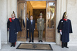 Secretary-General Arrives to Meet President of Italy 3.754017