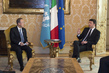 Secretary-General Meets Prime Minister of Italy 3.754017