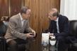 Secretary-General Meets Mayor of Turin 3.753713