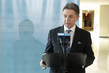 Permanent Representative of Ukraine Speaks to Press 0.6475109