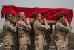 Remains of Two MINUSMA Dutch Pilots Arrive in Bamako