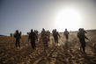 UN Peacekeepers Arrive at Niger Battalion Base in Eastern Mali 1.5540992