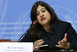 Press Conference on Rights Commissioner's Report on Situation in Iraq 3.1839352