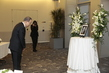 Secretary-General Signs Condolence Book at Singapore Mission 2.8592467
