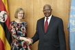 Assembly President Meets Permanent Representative of Australia 3.2273104