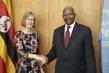 Assembly President Meets Permanent Representative of Australia 3.22765