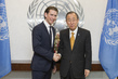 Secretary-General Meets Foreign Minister of Austria 2.8592467