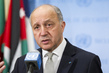 French Foreign Minister Speaks to Press on Persecution of Minorities in Middle East