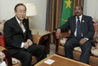 Secretary-General Meets President of Mauritania 2.2873974
