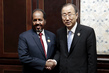 Secretary-General Meets President of Somalia 0.31269643