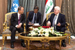 Secretary-General Meets President of Iraq 1.5782582