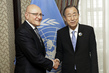 Secretary-General Meets Prime Minister of Lebanon 1.0