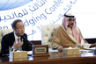 Joint Press Conference by Secretary-General, Foreign Minister of Kuwait