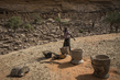 Daily Life in Dogon Region, Mali 1.3917545