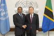Secretary-General Meets President of Tanzania 2.8575797
