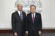 Secretary-General Meets President of Seventh-day Adventist World Church 2.8563652