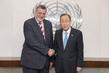 Secretary-General Meets His Special Representative for Iraq 2.8569198