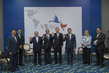 Secretary-General Meets Presidents of Northern Triangle Countries 3.7523172