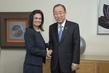 Secretary-General Meets Vice-President of Panama 3.7523172