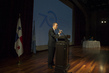 Secretary-General Holds UN Town Hall Meeting in Panama City 3.7523172