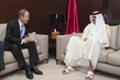 Secretary-General Meets with Amir of the State of Qatar 0.31224644