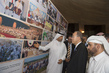 Secretary-General Visits Katara Cultural Village in Doha, Qatar 0.31224644