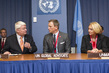 Peacekeeping Head Briefs New UN Global Advocate on Elimination of Landmines 4.421292