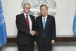 Secretary-General Meets Speaker of Danish Parliament 1.0