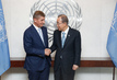 Secretary-General Meets Deputy Prime Minister of Czech Republic 0.39030805