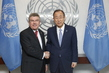 Secretary-General Meets IOC President 0.39030805