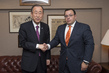 Secretary-General Meets Brother of Jailed Washington Post Correspondent 1.0