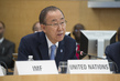 Secretary-General Attends World Bank High-level Roundtable on Ebola 1.0