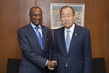 Secretary-General Meets President of Guinea 1.0