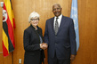 Assembly President Meets French Special Representative for Climate Change