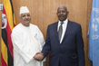 Assembly President Meets Foreign Minister of Mali