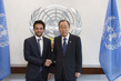 Secretary-General Meets Crown Prince of Jordan 2.858094