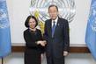 Secretary-General Meets New Permanent Representative of Philippines 2.8569198