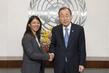 Secretary-General Meets MSF President 1.0