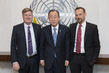 Secretary-General Meets Head of UN Live Museum Initiative 1.0