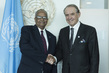 Deputy Secretary-General Meets Foreign Minister of Somalia 1.0