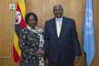 Assembly President Meets Tourism Minister of Uganda 1.0