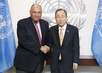 Secretary-General Meets Foreign Minister of Egypt 0.03589174