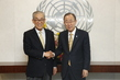 Secretary-General Meets President of WFUNA 1.0