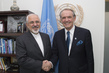Deputy Secretary-General Meets Foreign Minister of Iran 0.03589174