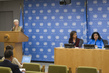 Press Conference on UN Women Report 0.14623764