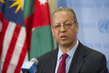 Outgoing UN Special Adviser on Yemen Briefs Press