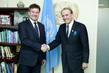 Deputy Secretary-General Meets Foreign Minister of Slovakia 7.21674