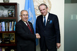 Deputy Secretary-General Meets Foreign Minister of Algeria 7.21674