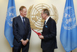 New Permanent Representative of United Kingdom Presents Credentials 1.0