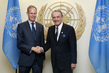 New Permanent Representative of United Kingdom Presents Credentials